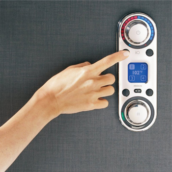 the Io digital control from Moen
