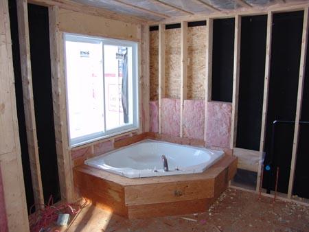 Merveilleux New Corner Bathtub
