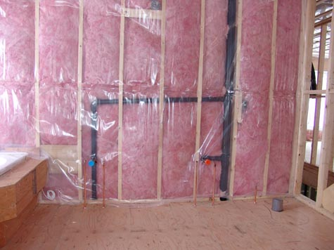 insulate pipes outside wall pipe insulation suppliers