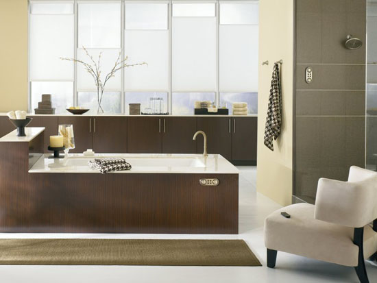 another modern bathroom